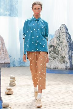 Creatures of Comfort Spring 2014 (love it to bits!!!!)