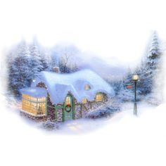 Sketches of Christmas clipart - Клипарт Зарисовки Новогодние |... ❤ liked on Polyvore featuring winter, christmas, tubes, backgrounds, snow, detail and embellishment