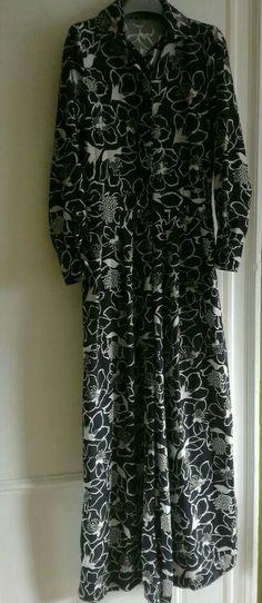 88c3c48de93c Finery Wide Leg black and white print Jumpsuit Size 8  fashion  clothing   shoes