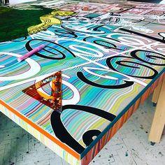 #yigityaziciatelier #yigityazici #artists #tesvikiye #nisantasi #progress #joy #joyful #color
