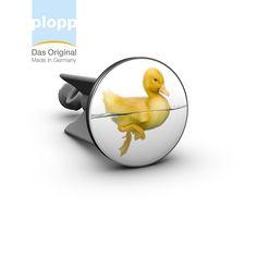 plopp Waschbeckenstöpsel  duckling