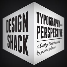 Typography With Perspective: Learn to Wield Illustrator's Perspective Grid Tool