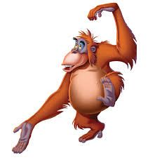 King Louie( jungle book)