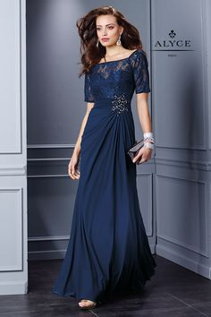 Alyce Black Label 29755  Black Label formerly JDL Amanda-Lina's Sposa Boutique - Wedding Gowns, Prom, Bridesmaid and Evening Dresses
