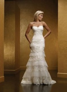 Mia Solano M424c Wedding Dress $750