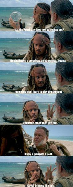 johnny depp, pirates of the caribean