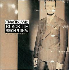 - David Bowie Featuring Al B. - Black Tie White Noise / You've Been Around (Jack Dangers Remix) - Arista - UK - 74321 14868 7 David Bowie Album Covers, Black Tie White Noise, Don't Let Me Down, Ill Miss You, Classic Suit, The Man, Suit Jacket, Singer, Top 40