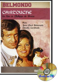 DVD : CARTOUCHE (1962) - Jean-Paul Belmondo - Claudia Cardinale | eBay
