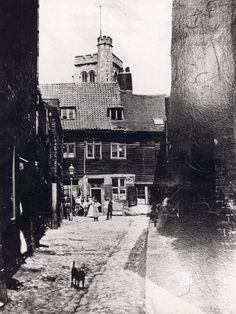 Lambeth London 1800s