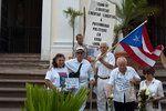 Cuba Protest by =Libayne Puerto Ricans for the freedom of Cuban prisoners Boricuas para los prisoneros de cuba para su libre  May 2010