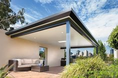 Want to enjoy a sun-filled lifestyle in AU, call Patiocraft Gold Coast the expert patio & deck builders. Experience their outstanding service 07 5524 Outdoor Living Patios, Outdoor Areas, Indoor Outdoor, Outdoor Structures, Outdoor Decor, Deck With Pergola, Gazebo, Alfresco Area, Pergola Designs