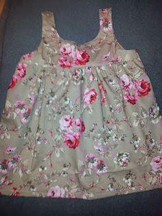 Empirchen: PDF Sewing Pattern: Empirchen #empirchen #pdf-sewing-pattern #smilasworld.com Pdf Sewing Patterns, Girls, Summer Dresses, Tops, Fashion, Shell Tops, Sewing Patterns, Craft, Toddler Girls