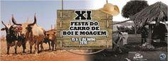 Festas de Carros de Boi: Festa do Carro de Boi e Moagem de Urucuia - MG
