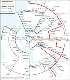 Historical Map RandwickCoogee Buses 370 372 373 374 Sydney