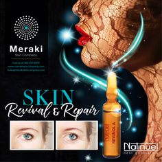 Natinuel next generation Revinol treatment combines retinol, Vit C and antioxidants for anti-ageing benefit, improving tone, texture, elasticity, barrier function, hydration and hyperpigmentation, and normalising the regulation of oil for acne-prone skins. For more information visit our website www.merakiskincompany.com or contact us at hello@merakiskincompany.com #MerakiSkinCompany #Natinuel #ProfCeccarelli #aesthetics #skin #business #entrepreneur #training #practicaltools #injectables… Meraki, Acne Prone Skin, Ageing, Business Entrepreneur, Doctors, Anti Aging, Benefit, Coaching, Aesthetics