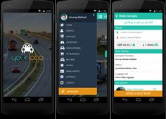 Ride sharing is the latest craze of travelling as more and more people are opting out of driving due to traffic congestion, travelling time and most importantly the stress of travelling in heavy traffic.