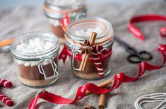 This quick recipe will produce a lovely gift for children to pass on.  Let the kids get creative by decorating the jars and writing the instructions as in the last step. For this delicious and indulgent hot chocolate kit recipe and more edible gift ideas visit Tesco Real Food online today!