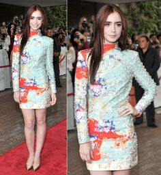 "Lily Collins - ""Writers"" Premiere"