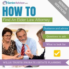 How to find and choose an elder law attorney https://seniorsource.com/