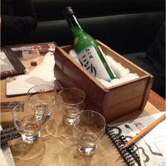 Sake time!!