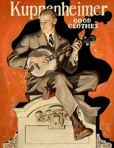 ☆ Illustrator ~ J C Leyendecker ☆