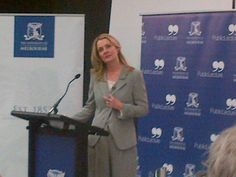 Anna Funder – The Dymphna Clark Lecture, University of Melbourne. Last night.
