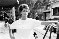 Sophia Loren, 1961, photo by Alfred Eisenstaedt