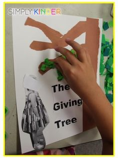The Giving Tree Proj