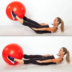 This will make your inner thighs and lower #abs burn!