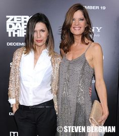 Daytime Confidential - Finola Hughes, Michelle Stafford Michelle Stafford, General Hospital, Trendy Hairstyles, Timeless Fashion, Scrubs, Hair Inspiration, Camisole Top, Actresses, Tank Tops