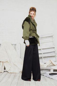 2017-18秋冬プレタポルテ - マリッサ・ウェブ(MARISSA WEBB) ランウェイ|コレクション(ファッションショー)|VOGUE JAPAN