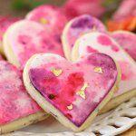 Acuarela Rose Sugar Cookies