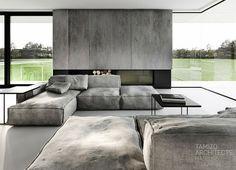 Purple Area: Tamizo Architects