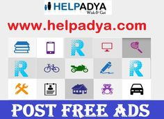Post Free Ads  Want to build a online reputation or revamp your existing one? Your quest for theBest Classified Website in Delhiends here. Help Adya, the most renownedFree Ad Posting Websitecan build a stunning & highly functional detail page for your advert, which your customers will simply love to use! What's more, the company also ensures that your product or service is properly optimized so that it appears on the topmost position on all the major search engines! Post Free Ads, Search Engine, Positivity, Detail, Website, Optimism