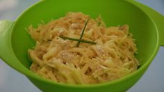 Quick tuna and easy pasta for kids
