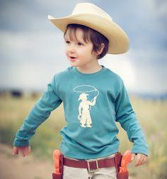 cowboy tee {elizabethhorton via Etsy}