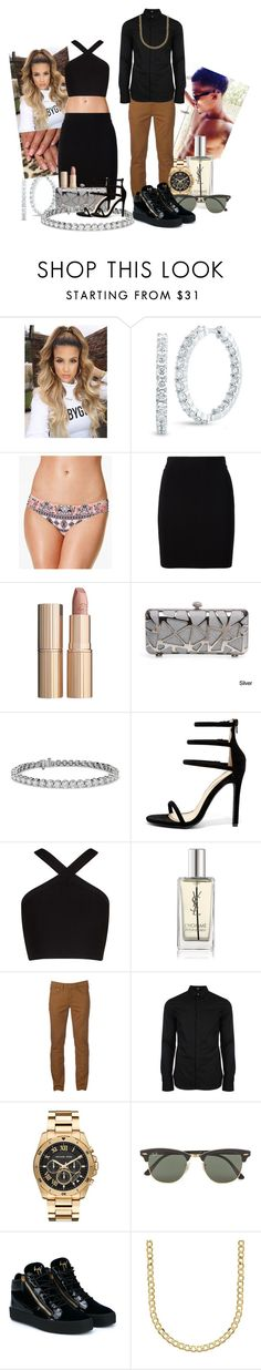 """Me and my baby first date <3"" by fashionlifelove ❤ liked on Polyvore featuring Roberto Coin, Becca, T By Alexander Wang, Charlotte Tilbury, Blue Nile, Liliana, BCBGMAXAZRIA, Yves Saint Laurent, Urban Pipeline and Versus"