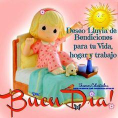 Buen Dia! Deseo lluvia de Bendiciones para tu Vida, hogar y trabajo.