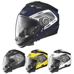 Nolan N44 Trilogy Tech Helmet