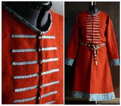 Long (winter) coat by Ekaterina