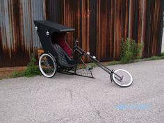 Munster's stylin'. Bike by RJ'S Custom Bikes