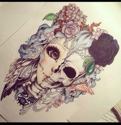 gypsy drawing - Cerca con Google