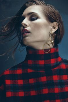 Ganni x Sophie Bille Brahe earring