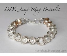 How to Make a Jump Ring Bracelet - Snapguide
