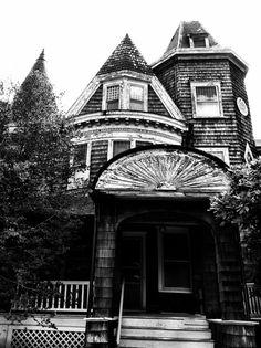 Crumbling Victorian Mansion | Spring Lake, NJ