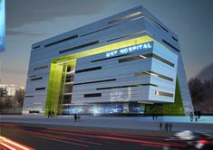 Hospital Zahedan Building Dei Hospital Iran Zahedan Architecture    Architecture…
