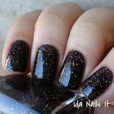 Ida Nails It: Frenzy Polish One Year Anniversary Collaboration Box: Lollipop Posse Lacquer - A Frenzied After Party