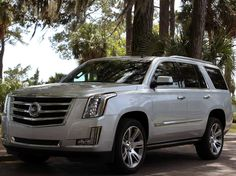 The silver Escalade Kate was talking about-Ch.17