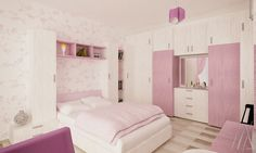 Pati's bedroom