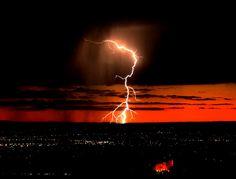 25 Rage Of Lightning Wallpapers